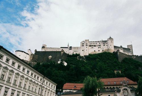 Hrad Salzburg