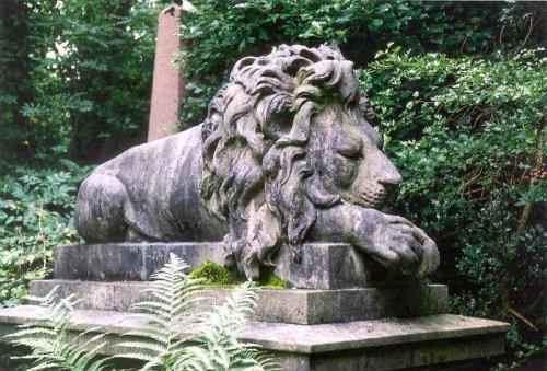 Cintorín Highgate Londýn