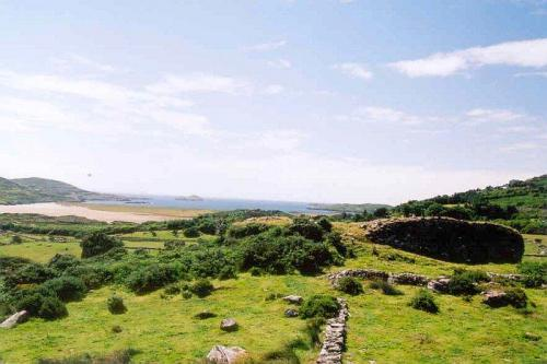 i18 caherdaniel fort