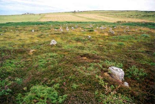 s58 hill o many stanes