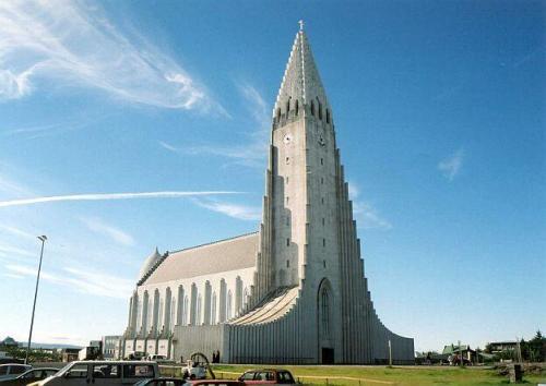 Islandské momentky 2001