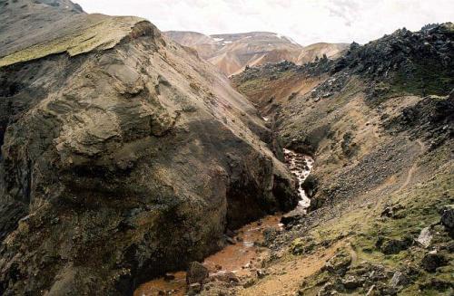 Údolie Landmannlaugar