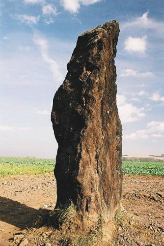 Menhiry na Lounsku 2006