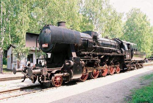 Železničné múzeum - Lužná u Rakovníka