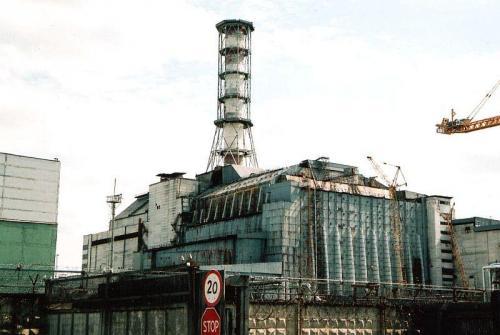 Ukrajinské impresie - Černobyl