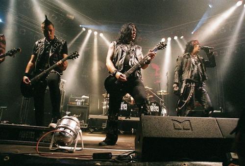 Obrázky z Wave Gotik Treffen 2007